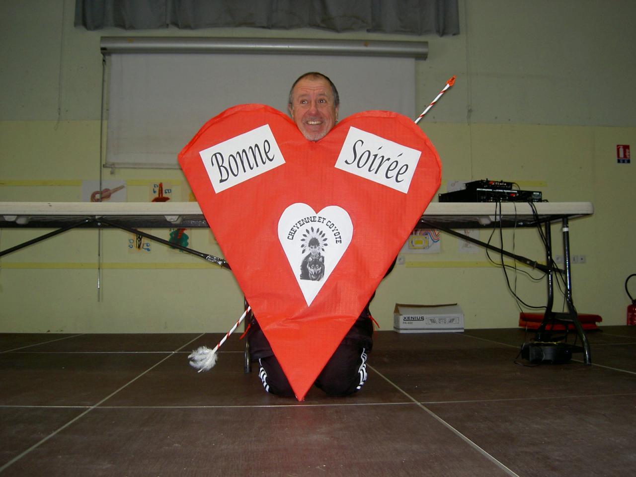 St Valentin fait que je trouve ma Valentine ce soir